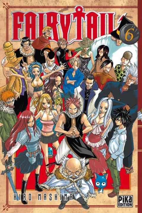 Fairy Tail 06
