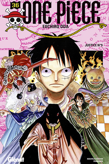 One Piece 36 édition originale