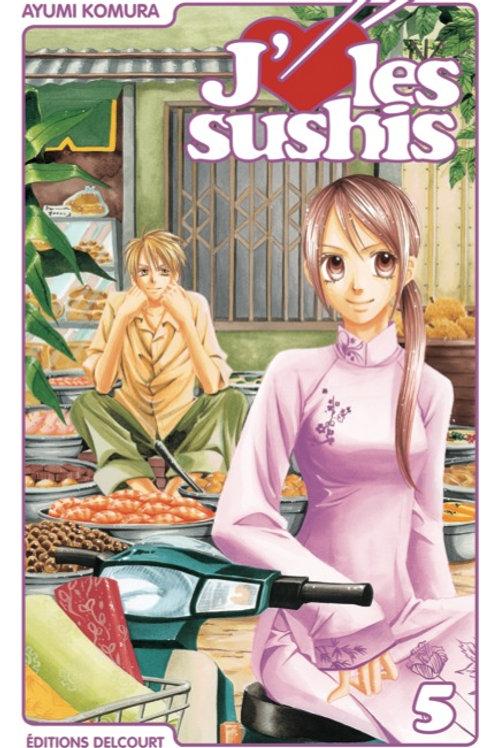 J'aime les sushis 05