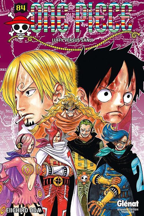 One Piece 84 édition originale