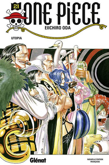 One Piece 21 édition originale