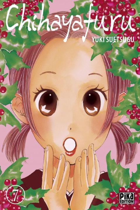 Chihayafuru 07