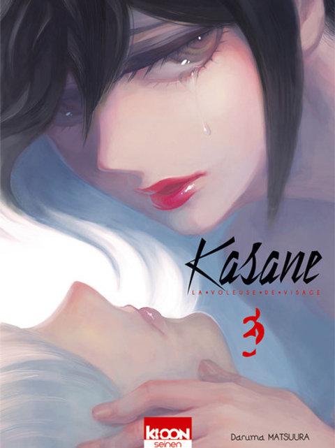 Kasane la voleuse de visages 03