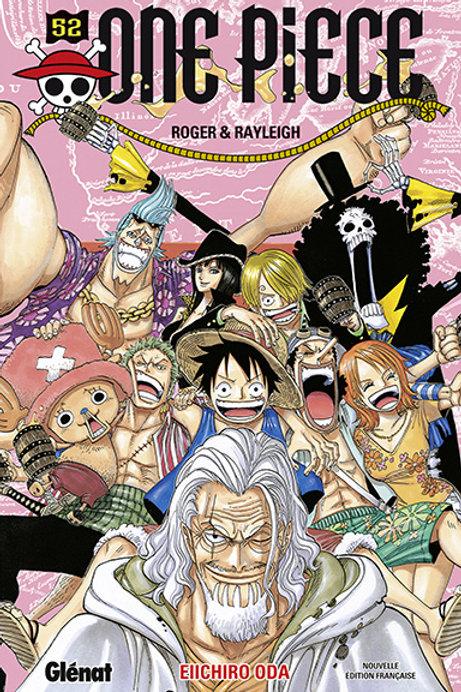 One Piece 52 édition originale
