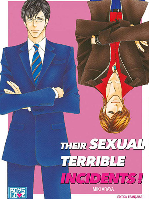 Their sexual terrible incidents!