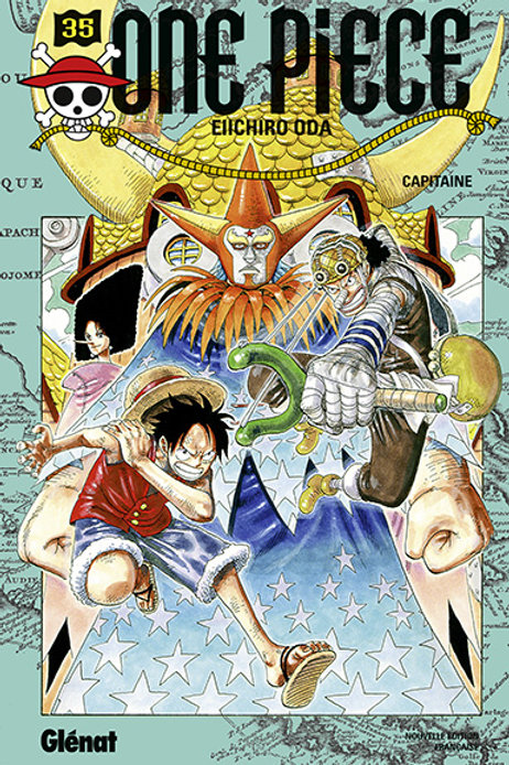 One Piece 35 édition originale