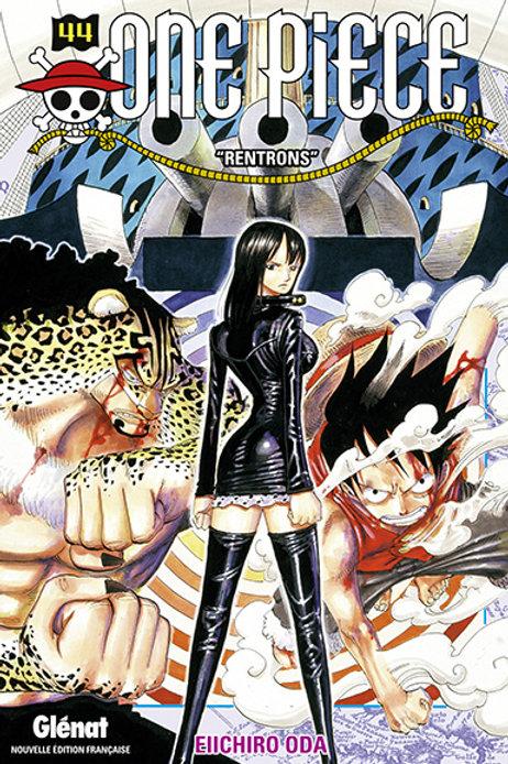 One Piece 44 édition originale