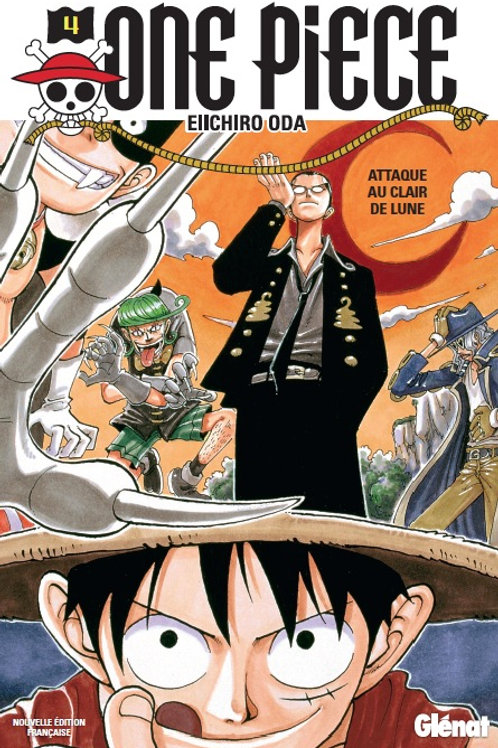 One Piece 04 édition originale