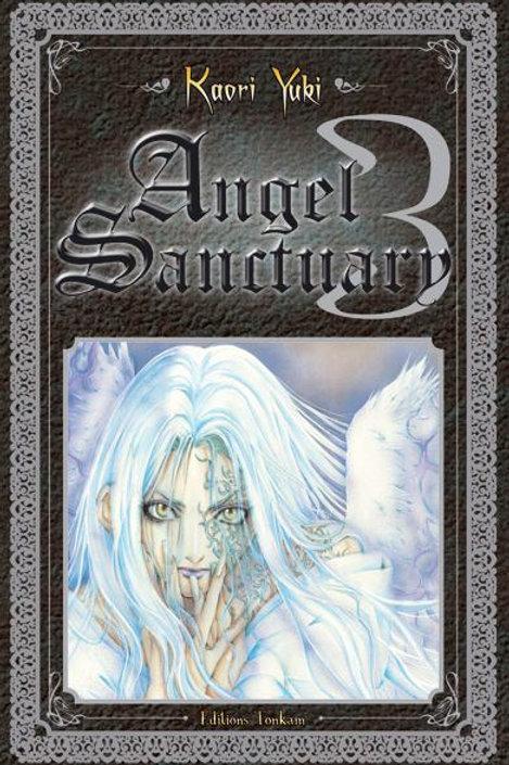 Angel Sanctuary Deluxe 03