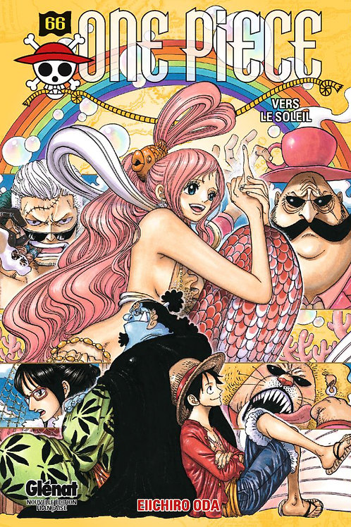 One Piece 66 édition originale