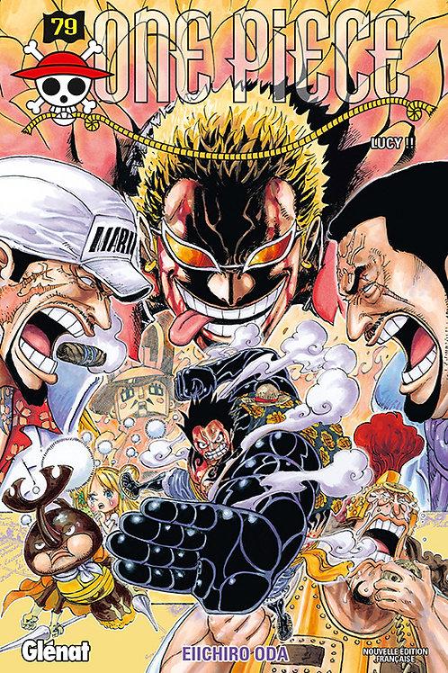 One Piece 79 édition originale