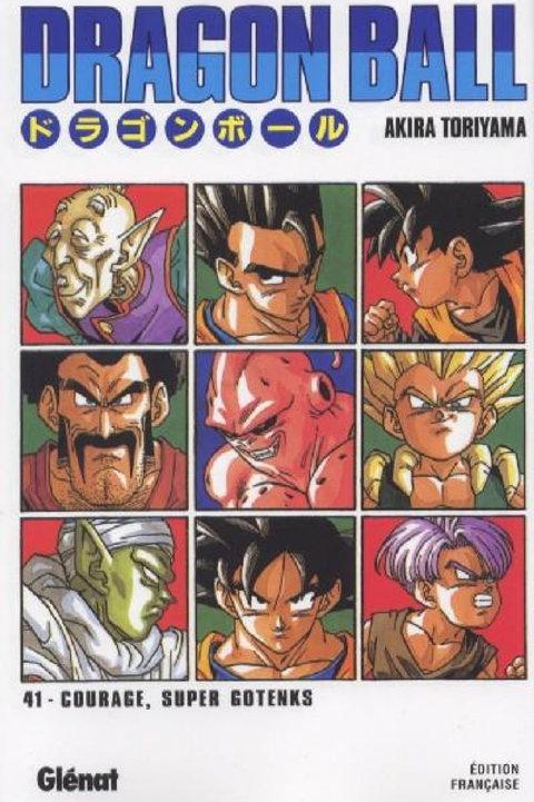 Dragon Ball 41 édition originale