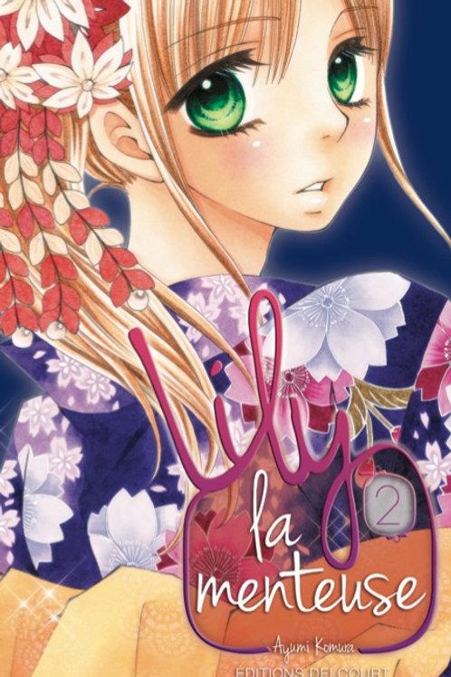 Lily la menteuse 02