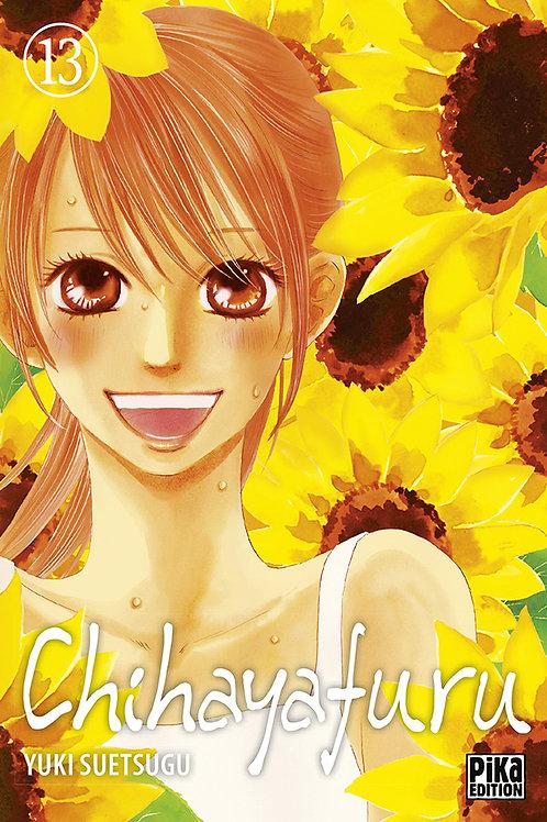 Chihayafuru 13