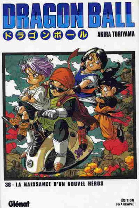 Dragon Ball 36 édition originale