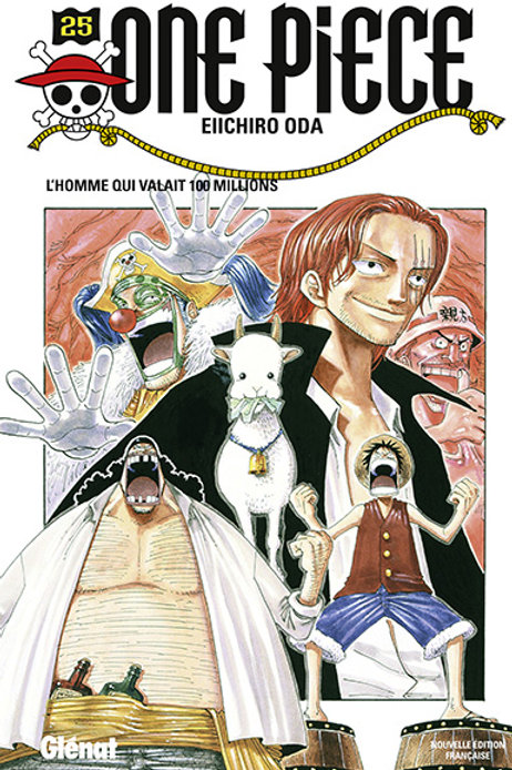 One Piece 25 édition originale