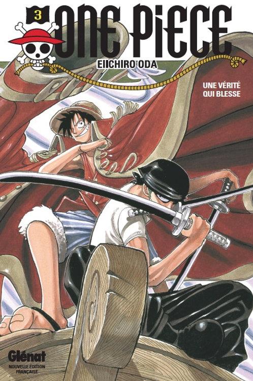 One Piece 03 édition originale