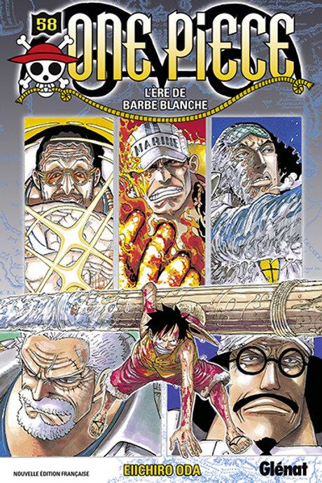 One Piece 58 édition originale
