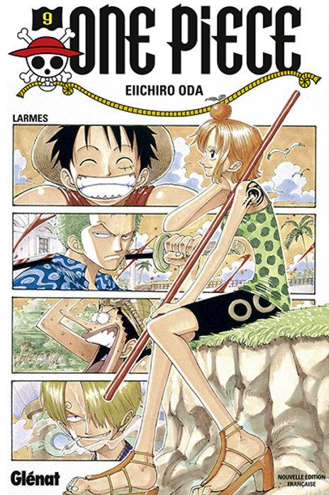One Piece 09 édition originale