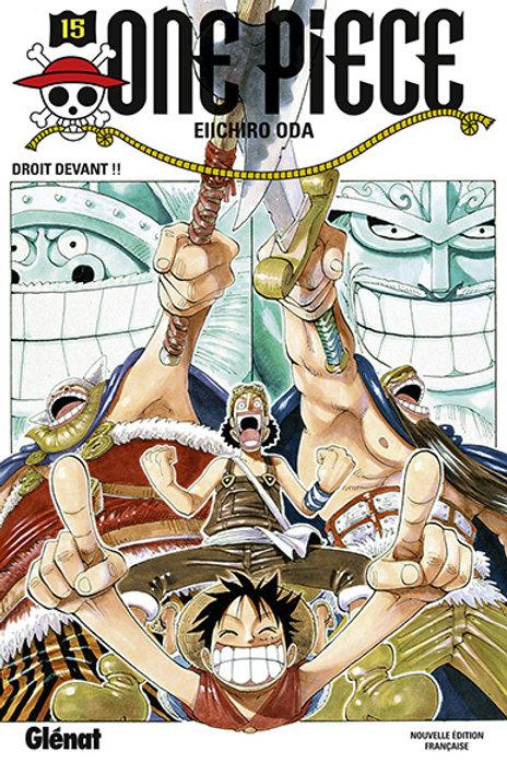 One Piece 15 édition originale
