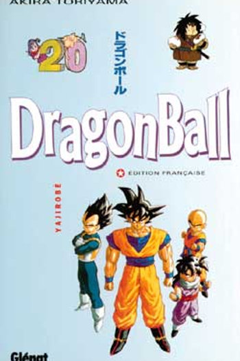 Dragon Ball 20 édition française