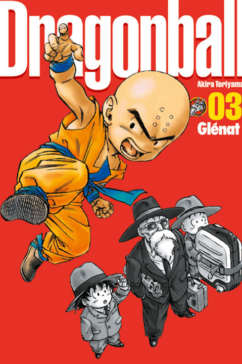 Dragon Ball 03 édition Perfect