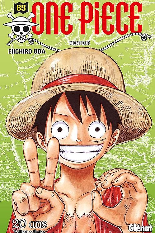 One Piece 85 édition originale Collector 20 ans