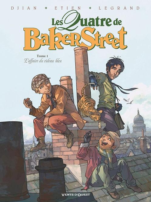 Les Quatre de Baker Street 01
