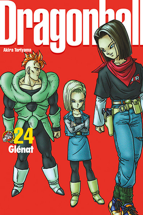 Dragon Ball 24 édition Perfect