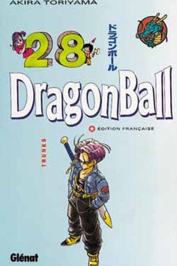 Dragon Ball 28 édition française