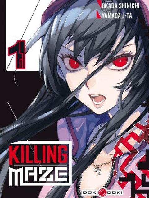 Killing Maze 01 (sans jaquette)
