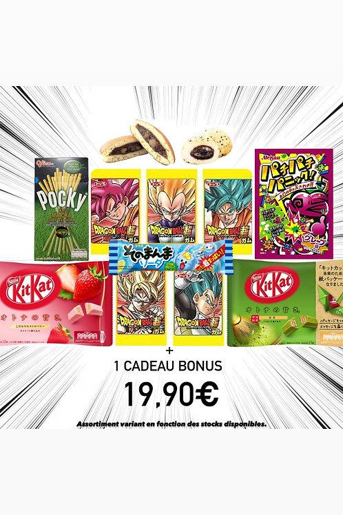 Amai Box (snacks sucrés)