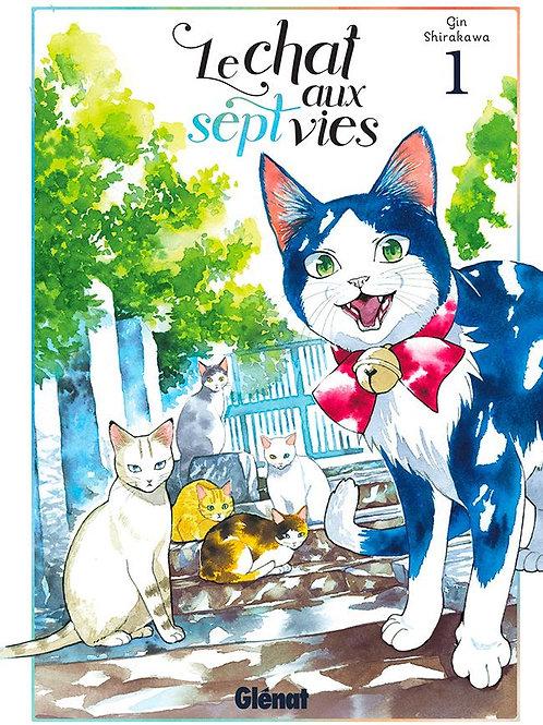 Le chat aux sept vies 01