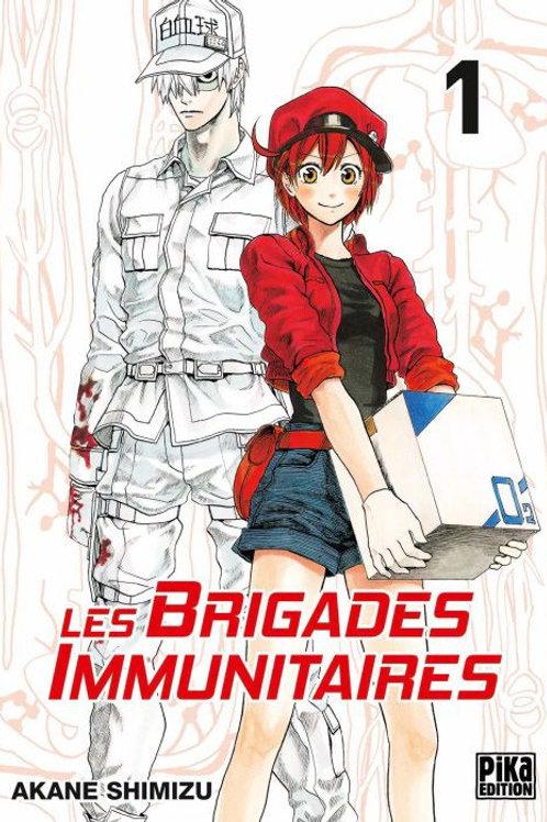 Les brigades immunitaires 01