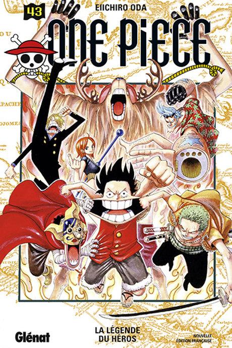 One Piece 43 édition originale