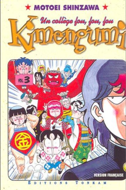 Kimengumi (un collège Fou Fou Fou) 03