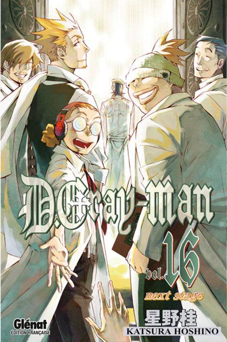 D Gray Man 16