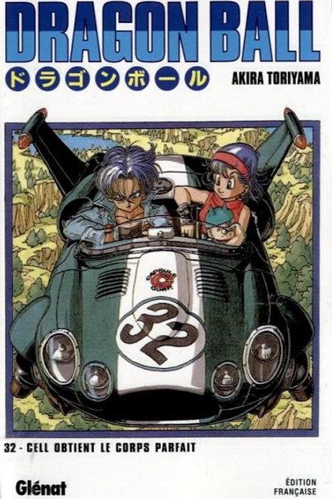 Dragon Ball 32 édition originale
