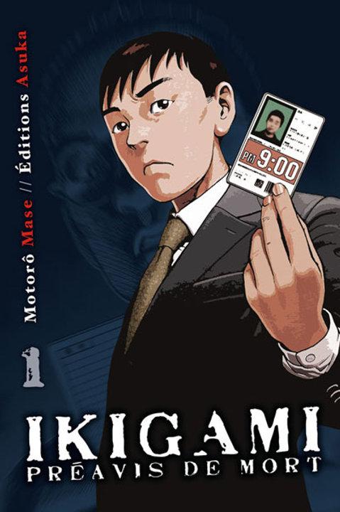 Ikigami Préavis de mort 01
