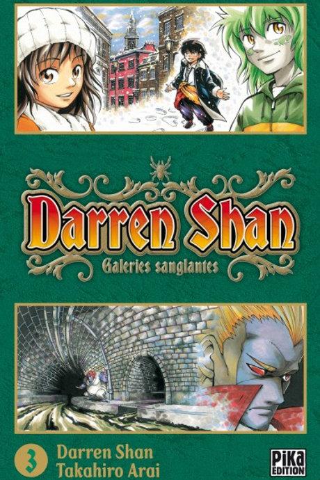 Darren shan 03