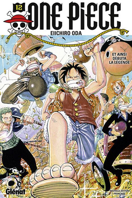 One Piece 12 édition originale