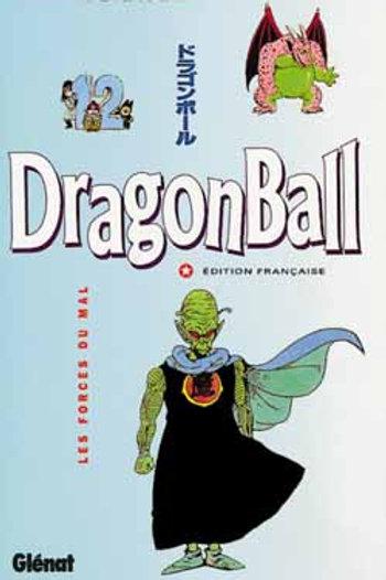 Dragon Ball 12 édition française
