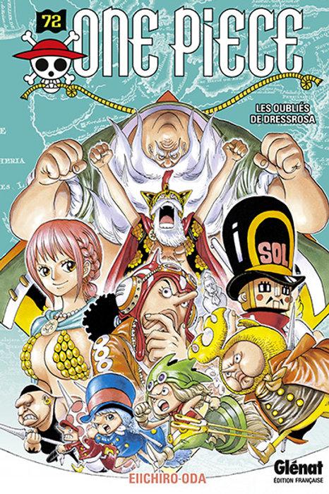 One Piece 72 édition originale