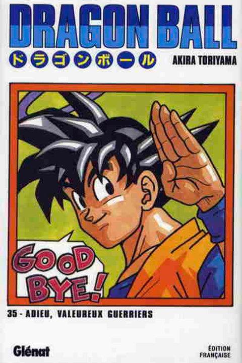 Dragon Ball 35 édition originale