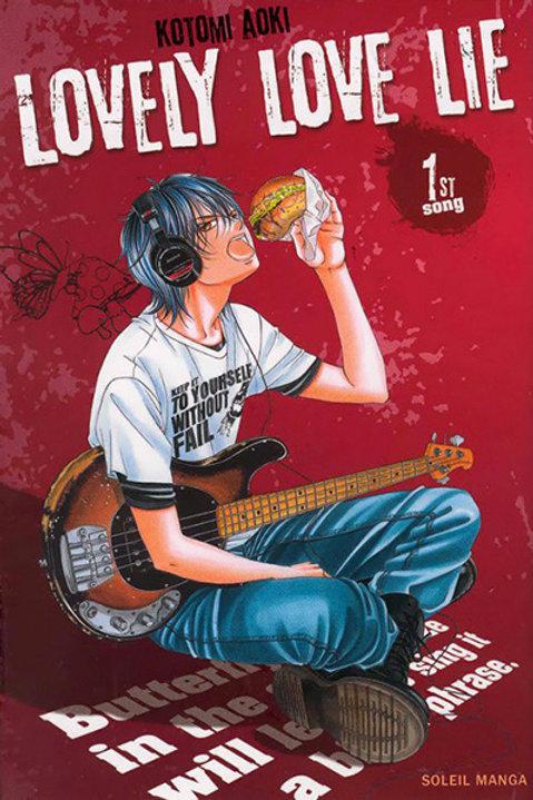 Lovely Love Lie 01