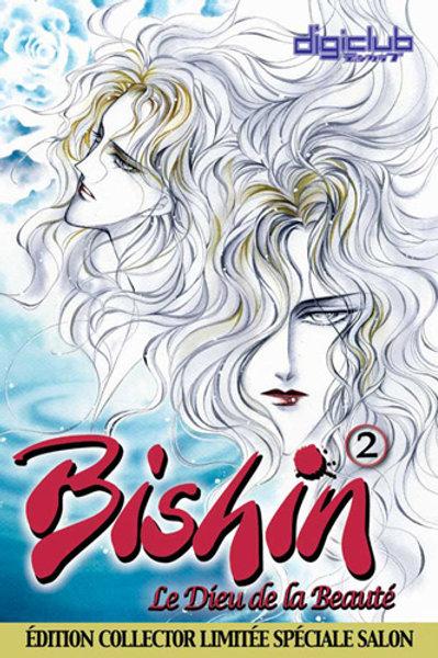 Bishin 02 (édition Collector Limitée Spéciale Salon dédicacée)