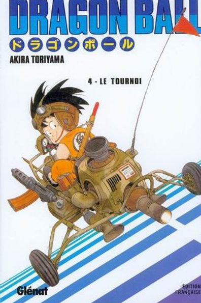 Dragon Ball 04 édition originale