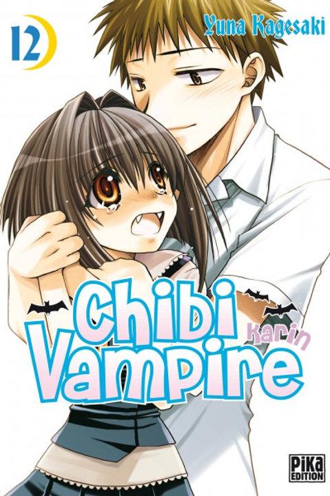 Karin Chibi Vampire 12