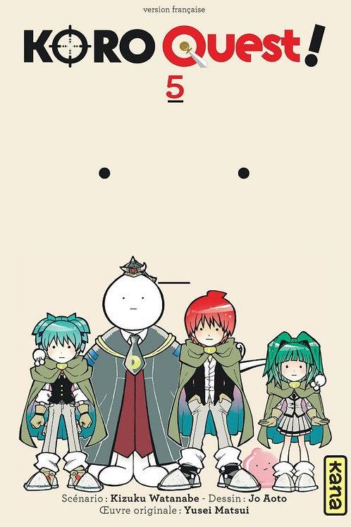 Koro Quest 05