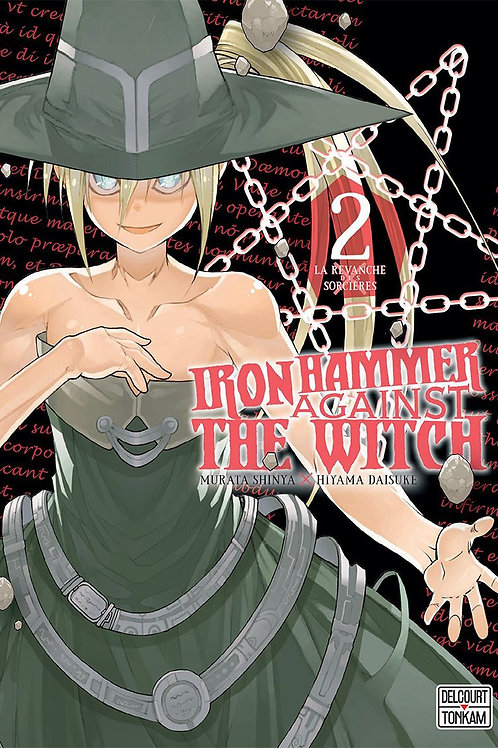 Iron Hammer Against the Witch 02